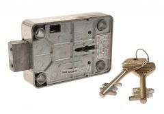 Combination, Safe Lock for Gun, A Class certificated IMP, Key 69mm Type