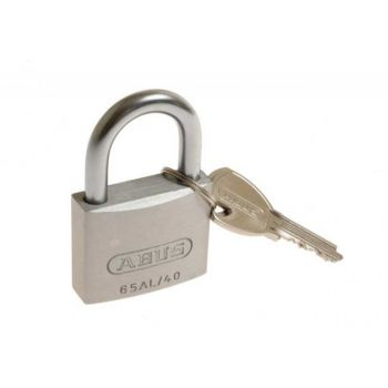 Padlock with Open Shackle ABUS TITALIUM 727TI Series 60mm, 2 Keys set
