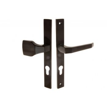 Handle with Pull K-90 ST-27 90 Right - Brown