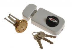 Universal Lock TBV56-11 White