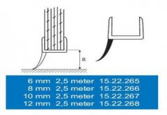 Seal 5702 8mm 2,5m