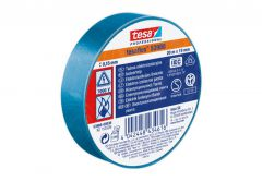 Insulating tape TESA   blue   length 20m, width 19mm (53947-00007-15)