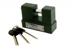 Padlock KABRO C5, 5 Class certificated