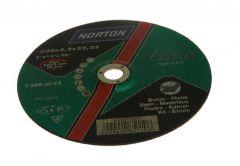 Disc 41-400x4, 5x32 concrete NORTON-VULCAN
