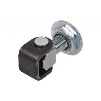 Adjustable Hinge, Diameter: 20 (capacity 120kg/pcs) - White Galvanized