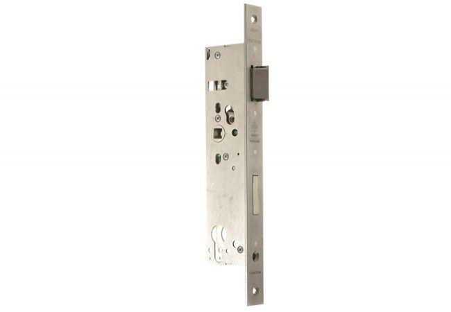 Anti-panic Lock CORNI 92/35, split nut for active door leaf (double-do