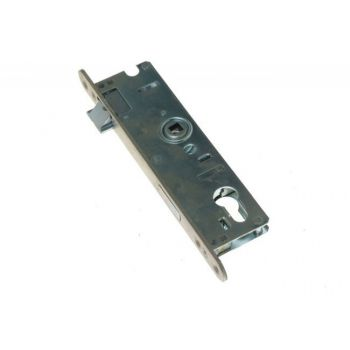 Mortise Lock 72/34, PZ , ZZB-1, Right - Stainless Steel