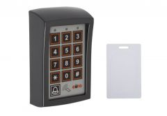 Combination Lock EURA AC-13A1-3 Entries, Contactless Card, On plaster