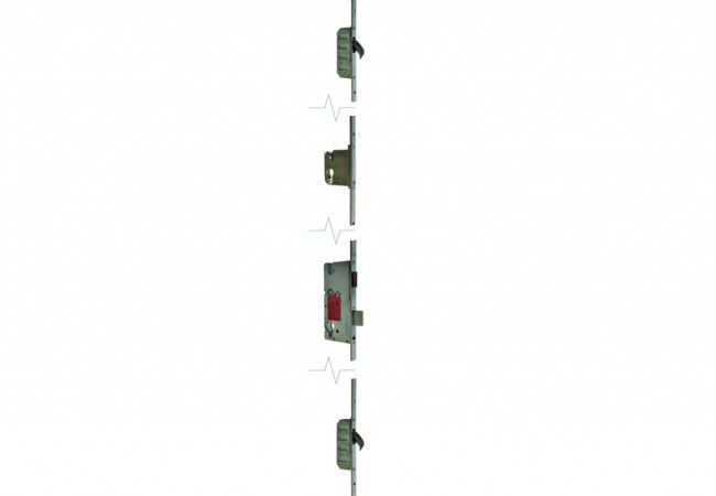 Multipoint Lock WINKHAUS STV-FA 1660/55 92/8 M2 Left, C class