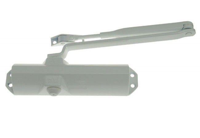 Door Closer DORMA TS 68 with Arm EN 2/3/4 (80kg, max 1100mm) - White