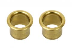 Door Ventilation Bush fi 22 - Brass (2 per Pack)