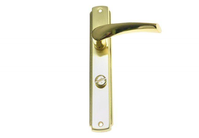 Door Handle TRENDY 1810 72, WC - Gold