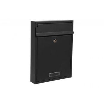 Mail Box 7 - Black