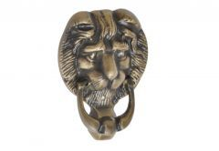Door Knocker KOLM LEW Small 75x105 - Patina