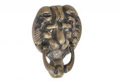 Knocker KOLM small LEW (LION)  75x105 patina
