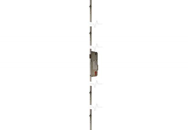 Multipoint Lock WINKHAUS STV-F 1660-1645 92/8 R4 Silver
