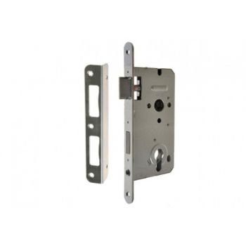 Mortise Lock ZW100 72/60, PZ Galvanized Silver