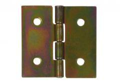 Braided Hinge 25 - Galvanized Gold