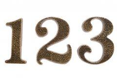18cm Patina number TIFFANY