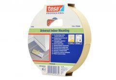 Mounting Tape TESA Indoor Mounting, Foam, 5x19mm (64958-00020-05) - White
