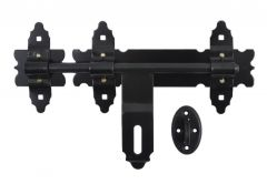 Gate Latch Bolt 300 - Black