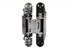 Hinge SIMONSWERK TECTUS TE340 3D 200x32mm, ALU F1 (wing up to 120kg) - chrome/stain