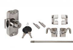 Lock  X-922 + barbells 1000mm