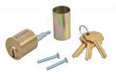 Cylinder FANA WZM with 3 Keys for ZDR