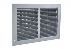 Fireproof grill EI 60 rectangle 300x200