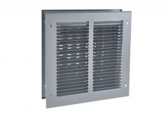 Fire-resistant Grill EI 60 Square 200x200