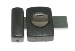 Surface Mounted Lock C Class FANA-2001 (2ZDF) Lock - Grey