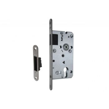 Magnetic Mortise Lock LOB Z75MB-K00 72/50/20, PZ - Stainless Steel, ad