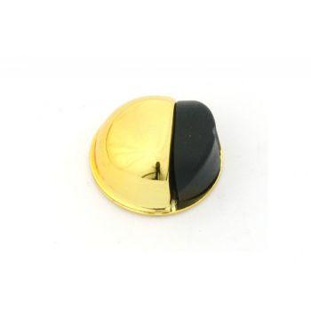 Self-adhesive Door Stop 400-50 - Gold/ Black