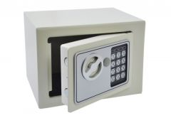 Safe HOME with electronic lock (230x170x170 mm) - White