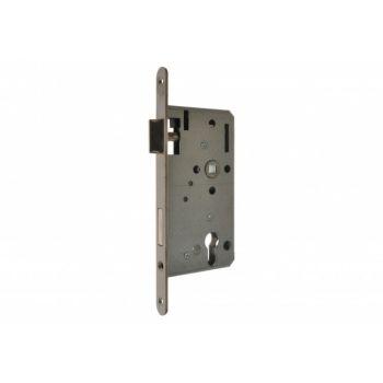 Mortise Lock 115-1/2 72/55/18/8, PZ - INOX