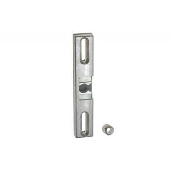 Balcony Latch for mobile post
