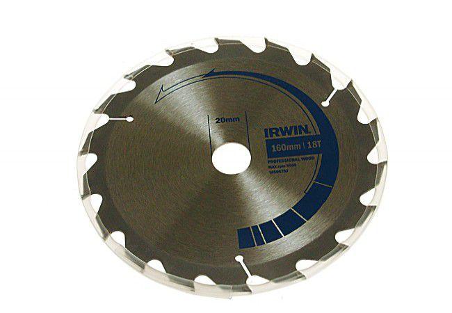 Circular saw for wood 165x30/18z PRO Irwin