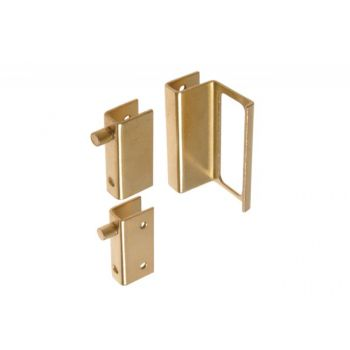 Holder for Glass - Brass-Plated