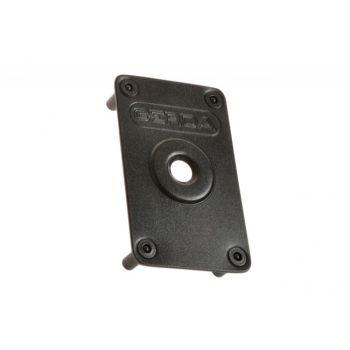 Reinforced Plate for GERDA TYTAN ZX Lock - Graphite