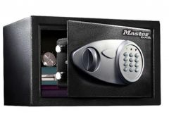 Master Lock Safe X055ML with electronic lock (height x width x depth: