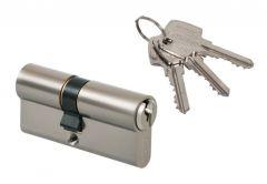 Cylinder lock Gerda E1 25/25 nickel Satin