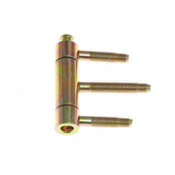 Three- piece Hinge OTLAV- Screw-in 320-200 20mm - Galvanized