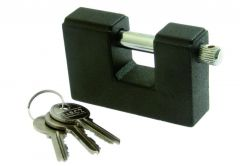 Padlock with Straight Shackle T-25/10H