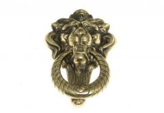 Door Knocker KOLD LEW Large 120x180 - Patina