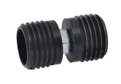 Rail Straight Connector MAX04 35mm (421-618)