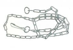 Dog Chain 5 - Galvanized