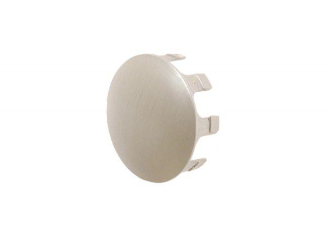 Flat Plug - Nickel (2pcs) (421-525)
