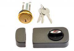 Universal Lock TBV58-19 Graphite
