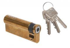 Cylinder lock LOB ARES WJ54 9/70 ? Brass