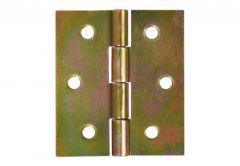 Braided Hinge 45 - Galvanized Gold